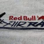 Výšivka ručníků Redbull