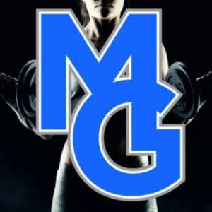 Logo pro fitness Mekgym