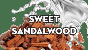 Sladké dřevo vůně
