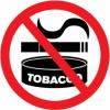 Aromatická visačka s vůní Anti tabák